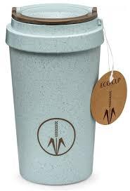 "<b>Термокружка</b> Walmer ""Eco cup"", цвет: голубой, <b>400 мл</b> — купить в ..."