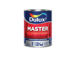 Универсальная алкидная <b>краска</b> DULUX <b>MASTER</b> 30 BW белая 1 л