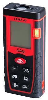 <b>Лазерный</b> дальномер <b>Fubag</b> Lasex 40 — купить по выгодной ...