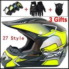 New Off-road Mountain Full Face Motorcycle Helmet MTB DH ... - Vova
