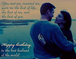 Happy Birthday Wishes for Your Husband via Relatably.com