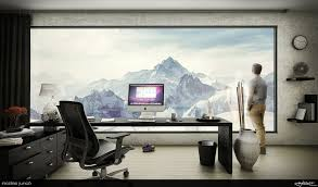 creative and inspirational workspaces beautiful home office view