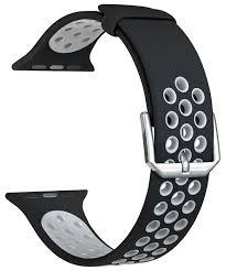 Купить <b>Lyambda Силиконовый ремешок</b> Alioth для Apple Watch ...