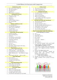 useful expressions for essay writing    attention to the words in bold  which are often used in conjunction  the main word      thoughts on  quot   useful sentences for academic writing quot