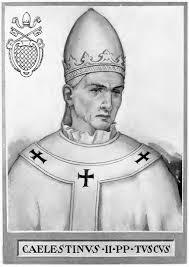 Pope Celestine II