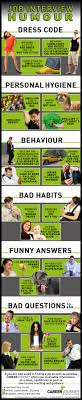 best images about job interview infographics job interview humour dress code don t do these on your next or any interview looking for social media advice or support
