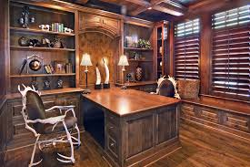 home office elegant home office photo in minneapolis with a built in desk built bookcase desk ideas