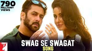 Swag Se Swagat | Song | Tiger Zinda Hai | Salman Khan, Katrina Kaif