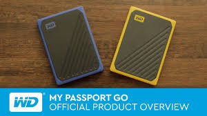 <b>My Passport</b> Go | Official Product Overview - YouTube