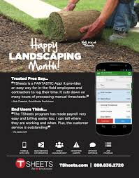 top ways time card apps can help landscape contractors