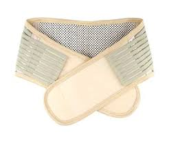 Buy Istore Magnetic Therapy <b>Back Waist Support Lumbar</b> Brace <b>Belt</b> ...