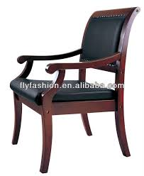 leather antique wood office chair leather antique wood office chair suppliers and manufacturers at alibabacom antique leather office chair