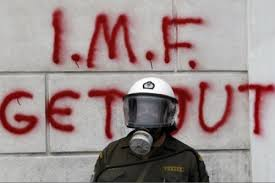 Image result for Greece AND THE IMF PHOTO