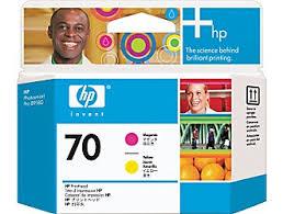 <b>Печатающая головка HP</b> Print Head №70 Magenta & Yellow ...