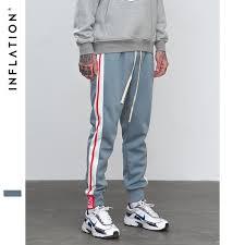 2019 Wholesale <b>2018 F</b>/<b>W New</b> Collection <b>Side</b> Stripe Elastic Waist ...