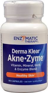 Enzymatic <b>Therapy Derma Klear</b>® Akne•Zyme (With images ...
