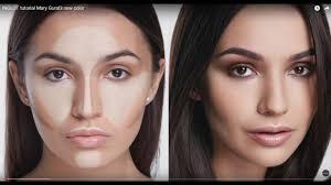 Мастер-класс по скульптурированию лица. Модель Мария ...