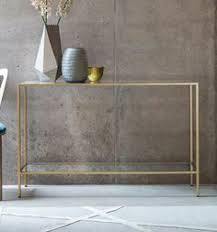 tables madison table x: the madison is a smart and elegant large console table that can be made to your own measurements available in a number of finishes including black