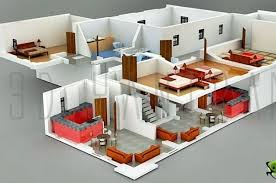 d interior design  House blueprints and d on Pinterest