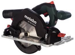 Аккумуляторная дисковая <b>пила Metabo KS 18</b> LTX 57 601857890 ...