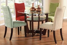 Upholstered Dining Room Bench With Back Furniture Chic Parsons Chairs For Dining Room Furniture Ideas