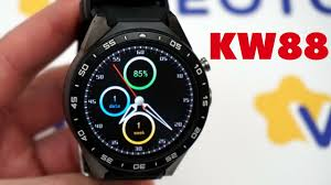 <b>Умные часы</b> Smart Watch <b>KingWear KW88</b> часы с сим картой на ...
