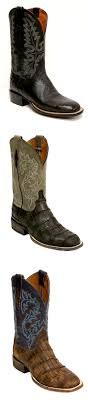 17 best images about my style rolex boots and new lucchese men s boots top black smooth ostrich middle black giant alligator