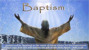 Image result for baptism