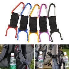 <b>5Pcs Carabiner</b> Water Bottle Drink Buckle <b>Hook</b> Holder <b>Clip</b> ...