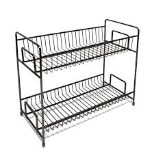 <b>Monclique</b> Storage Holder Rack Black Storage Holders & Racks ...