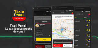 Taxi Proxi - Apps on Google Play