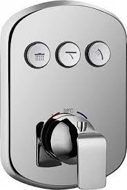 Встраиваемый термостатический смеситель <b>Cezares GLOBO</b>-F ...