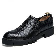 Color : Black, Size : 38 GAOPF <b>Mens Increase</b> Casual Shoes ...