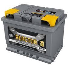 «Reactor <b>62 Ач</b> о.п.» — Автомобильные аккумуляторы обратной ...