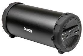 Портативная акустика <b>Dialog AP</b>-<b>920</b> — купить по выгодной цене ...