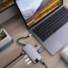 Хаб <b>USB HyperDrive</b> Power 9-in-<b>1</b> Silver HD30F-SILVER - НХМТ