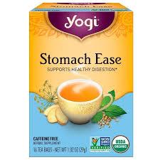 Yogi Tea, <b>Stomach Ease</b>, <b>без кофеина</b>, 16 пакетиков, 29 г, цена ...