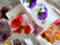30+ лучших изображений доски «Flower <b>ice cubes</b>» | кубики льда ...