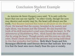 essay conclusion examples source     top five tips for writing a good essay conclusion