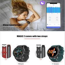<b>Kospet MAGIC 2 1.3</b> inch Smart Watch 30 Sport Modes HD 360 x ...