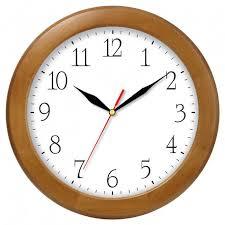 <b>Часы настенные</b> Модель 01 <b>круглые дерево</b>