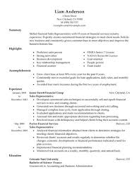 Best Sales Representative Resume Example   LiveCareer