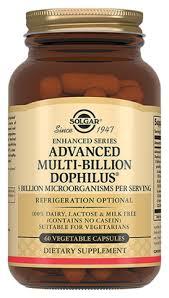 Биодобавка <b>Мультидофилус</b> плюс <b>Advanced Multi</b>-<b>Billion</b> Dophilus ...
