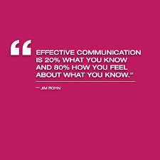 quotes from jim rohn putting success and life into perspective 18 effective communication is 20% what you know and 80% how you feel about what you know