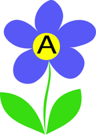 Image result for letter a clipart