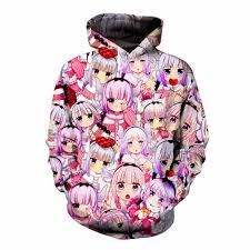 SOSHIRL Fashion <b>Love Live Hoodies</b> Long Sleeve <b>Sweatshirt</b> New ...