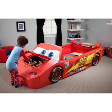 twin toddler beds walmart com delta children cars lightning mcqueen to bed with 2 bedroom cars bedroom set cars