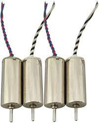 Set of 4 Gazechimp Motors For <b>JJRC H36 Mini</b> RC Quadcopter ...