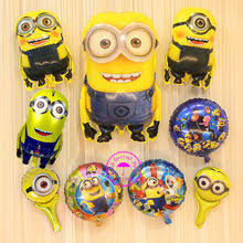 Birthday <b>Party Supplies</b> for <b>Minions</b> Promotion-Shop for Promotional ...