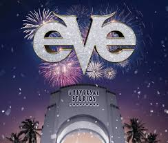 Universal Studios Hollywood will host EVE, its first New Year